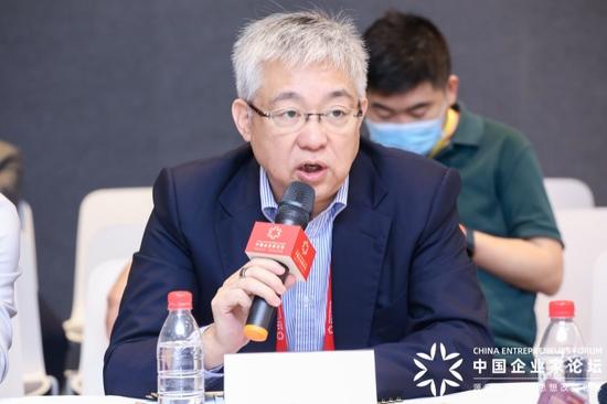 中信资本张懿宸中央电视台的标王该不该是一个教育公司