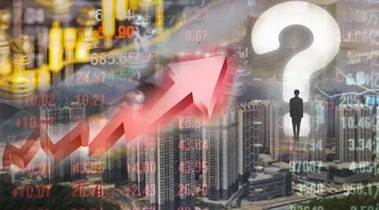 地产股持续暴拉分析人士认为这两大变量催生了地产股行情