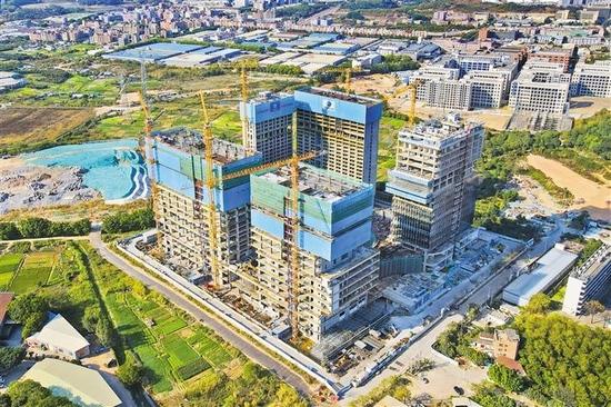 科技创新成深圳先行示范区建设核心动力